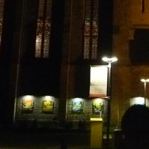 L''éclairage public adapté pendant le confinement