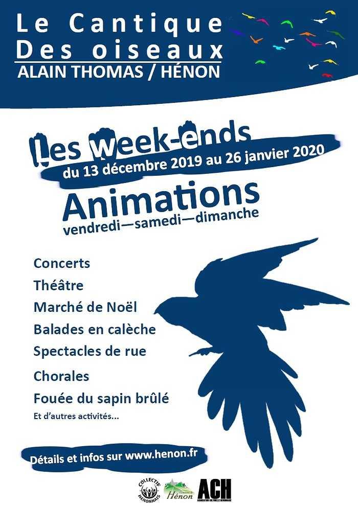 Le Cantique des Oiseaux : concert de La Fanfalaise 0