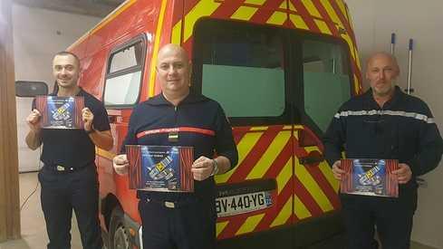 Calendriers Sapeurs Pompiers 0