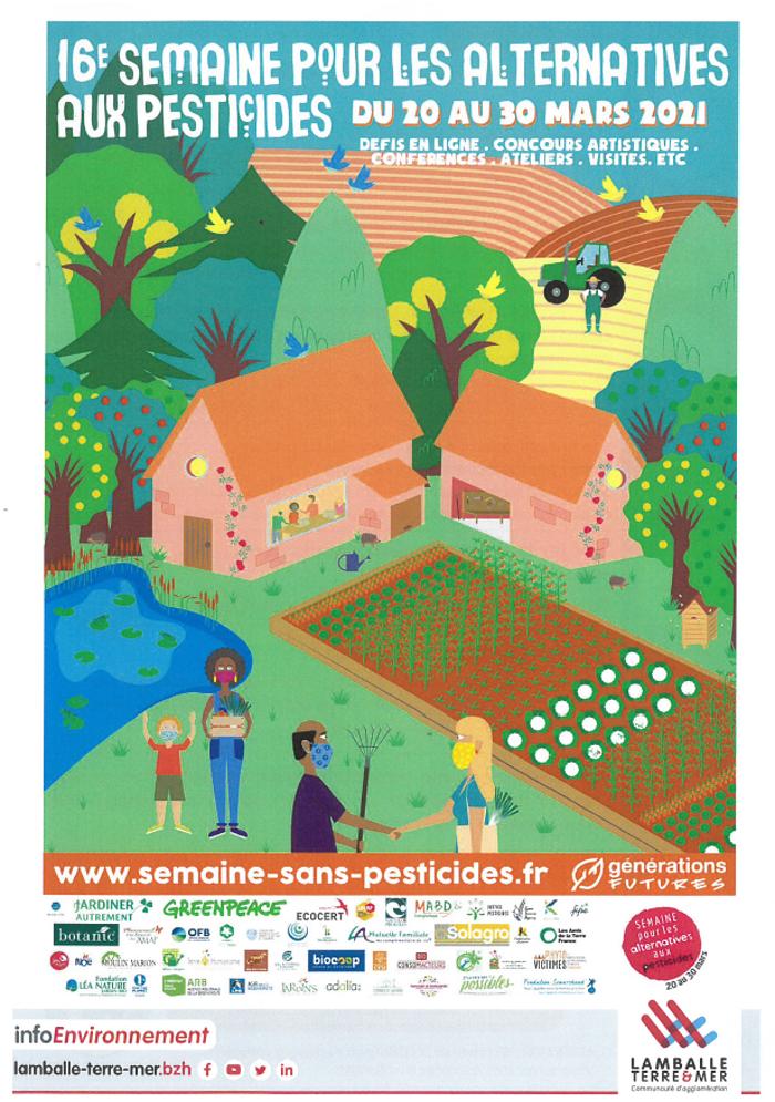 Semaine pour les alternatives aux pesticides 0